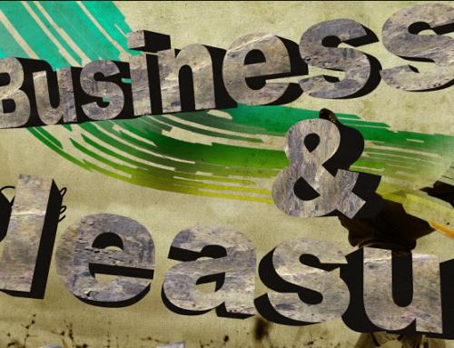 Drugi odcinek business&pleasure